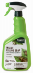 Woodstream 5110 Organic Insecticidal Soap, 32-oz. Ready-to-Use
