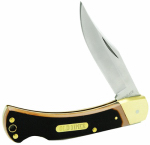 Bti Tools 60T Lock Back Knife with Sheath, 5-In.