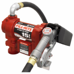 Tuthill FR1210G 12-Volt Cast Iron Fuel Transfer Pump