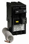Square D By Schneider Electric HOM250GFICP Homeline 50-Amp Ground Fault Circuit Breaker