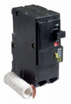 Square D By Schneider Electric QO250GFICP QO 50-Amp Ground Fault Circuit Breaker