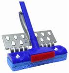 Quickie Mfg 051-4 Super Squeeze Sponge Mop