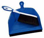 Quickie Mfg 410 Home Pro Dust Pan & Brush Set