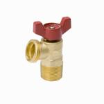 """Homewerks Worldwide VBDQTRC3B 1/2"""" Quarter Boiler Valve"""