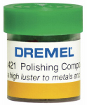 Dremel Mfg 421 1-oz. Metal & Plastic Cleaner & Polisher