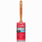 Wooster Brush 4175-2-1/2 Ultra/Pro Mink Flat Sash Brush, Firm, 2.5-In.