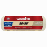 Wooster Brush R295-9 50/50 Paint Roller Cover, 1/2 x 9-In.
