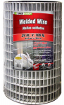 Midwest Air Tech/Import 309222A 24-In. x 100-Ft. Galvanized Welded Wire