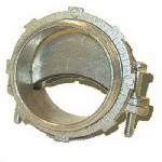 Thomas & Betts NC206 2-Inch Clamp Type Connector