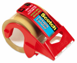 3M 347 2'' x 800'' Scotch Tan Sealing Tape
