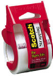 3M 350 Heavy-Duty Filament Strapping Tape, 1.88 x 360-In.