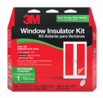 3M 2174W-6 Exterior Patio Door Kit