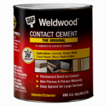 Dap 00273 1-Gallon Weldwood Contact Cement
