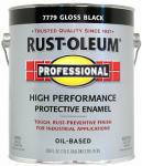 Rust-Oleum K7779-402 GAL BLK INT/EXT Enamel