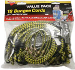 Hampton Products-Keeper 06317 Bungee Cord, 18-Piece Assortment