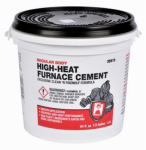 Oatey 35515 Hercules 1/2-Gallon Furnace & Stove Cement