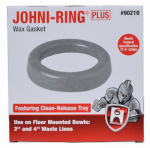 Oatey 90210 Johni-Ring Wax Gasket