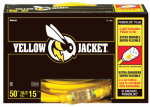 Southwire/Coleman Cable 2805 Yellow Jacket 50-Ft. 15A 10 Gauge Extension Cord
