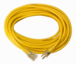 Southwire/Coleman Cable 2884 Yellow Jacket 50-Ft. 15A 12 Gauge Extension Cord