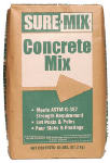 Sakrete Of North America 65200034 80-Lb. Suremix Concrete Mix