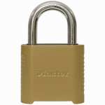 Master Lock 175D 2-Inch Resettable Combination Padlock