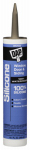 Dap 08647 Silicone Rubber Sealant, Bronze, 9.8-oz.