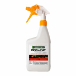 United Industries 00129 Dog & Cat Repellent, 1-Qt.