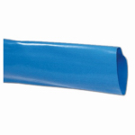 Abbott Rubber T38004001 Water/Discharge Hose, Blue PVC, 1.5-In. I.D. x 1-11/16-In. O.D. x 50-Ft.