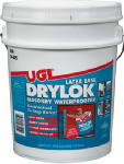 United Gilsonite Labs 27615 5GAL Gray Latex Weatherproof Paint