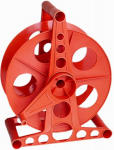 Bayco Product K-100 150-Ft. Orange Cord Storage Reel With Stand