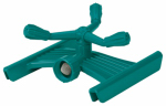 Fiskars Garden Watering 883GT Revolving Sprinkler, Covers 50-Ft.