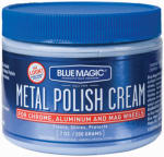 Blue Magic 400 7-oz. Metal Polish Cream