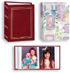Pioneer Photo A4 100 Deluxe Mini MaxAlbum Holds 100 4x6-Inch Photos