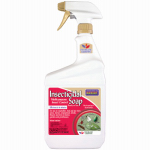 Bonide Products 652 Insecticidal Soap, 1-Qt.