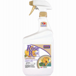 Bonide Products 897 Rose Rx Insecticide, 1-Qt.