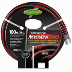 Teknor-Apex GT8844-100 Commercial-Duty NeverKink Garden Hose, 5/8-In. x 100-Ft.