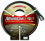 Teknor-Apex 9844-50 Commercial-Duty NeverKink Garden Hose, 3/4-In. x 50-Ft.
