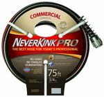 Teknor-Apex 9844-75 Commercial-Duty NeverKink Garden Hose, 3/4-In. x 75-Ft.