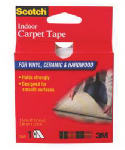 3M CT2010 1-1/2 Inch x 42-Ft. Indoor Carpet Tape