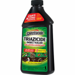 Spectrum Brands Pet Home & Garden HG-96400 Triazicide Insect Killer for Lawns and Landscapes, 32-oz. Concentrate