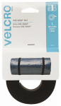 Velcro Usa Consumer Pdts 90340 ONE-WRAP Fastener Roll, Black, 12-Ft. x 3/4-In.