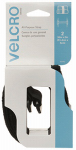 Velcro Usa Consumer Pdts 90440 All-Purpose Fastening Straps, Black, 36 x 2-In., 2 Ct.