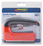 Master Magnetics 07501 Powerful Handle Magnet - 100-Lb. Pull
