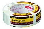 3M 8957-1.5 1-1/2 Inch x 60-Yard Strapping Tape