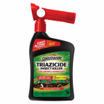Spectrum Brands Pet Home & Garden 95830 Triazicide Insect Killer for Lawns & Landscapes Concentrate Ready-to-Spray, 32-oz.