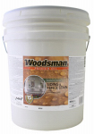 True Value Mfg WSOVLT-5GAL Oil House & Trim Stain, Solid-Color, Light Base, 5-Gals.