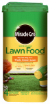 Scotts Miracle Gro 1001833 Lawn Food, 36-0-6, Covers 4,000-Sq.-Ft., 5-Lb.