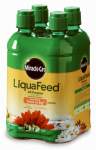 Scotts Miracle Gro 1004325 Liquafeed Refill, 4-Pk.
