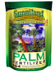 Sunniland 126006 Palm & Ixora Fertilizer, 8-6-6, 5-Lbs.