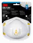 3M R8511 Woodworking N95 Respirator Mask